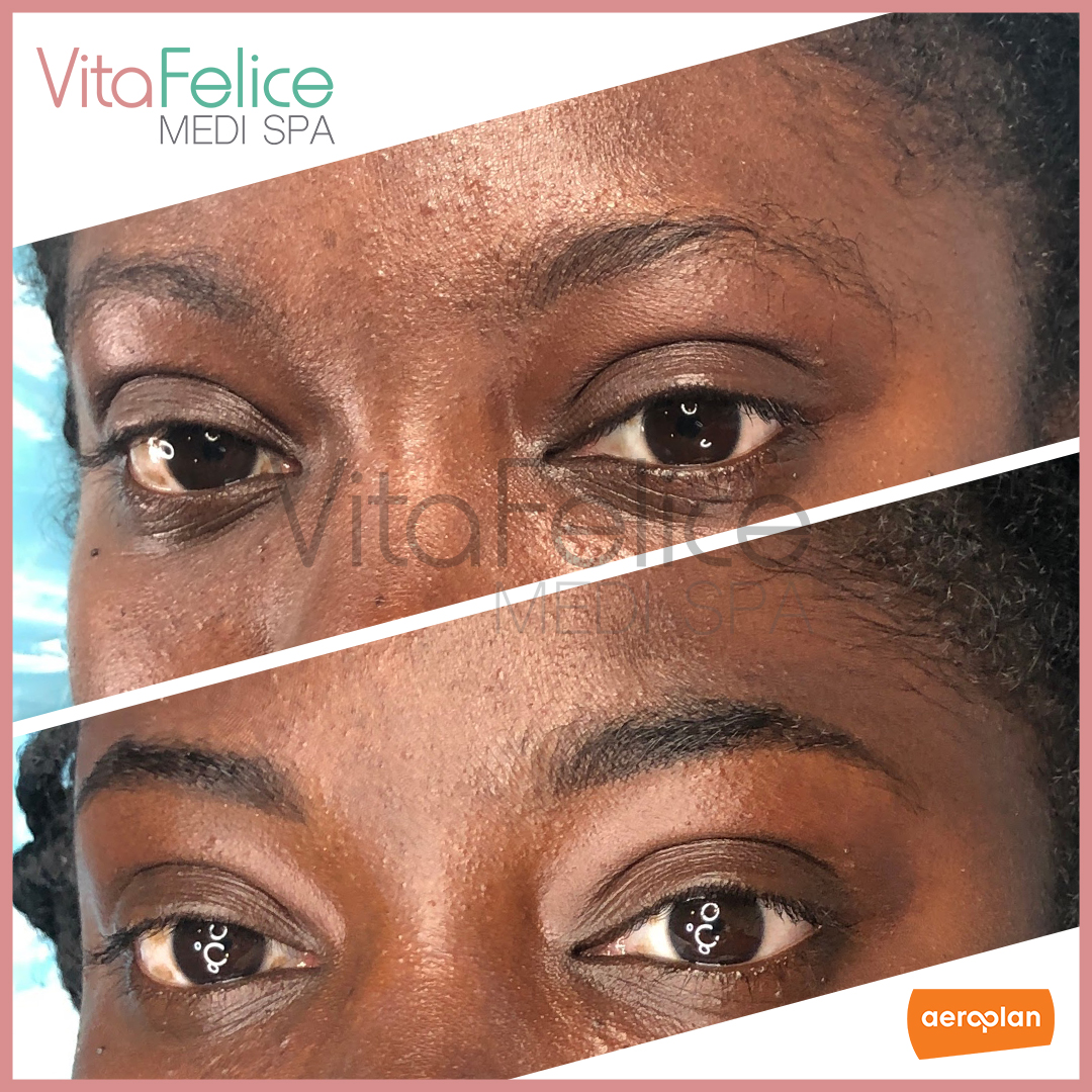 Henna Brows at Vita Felice in New West
