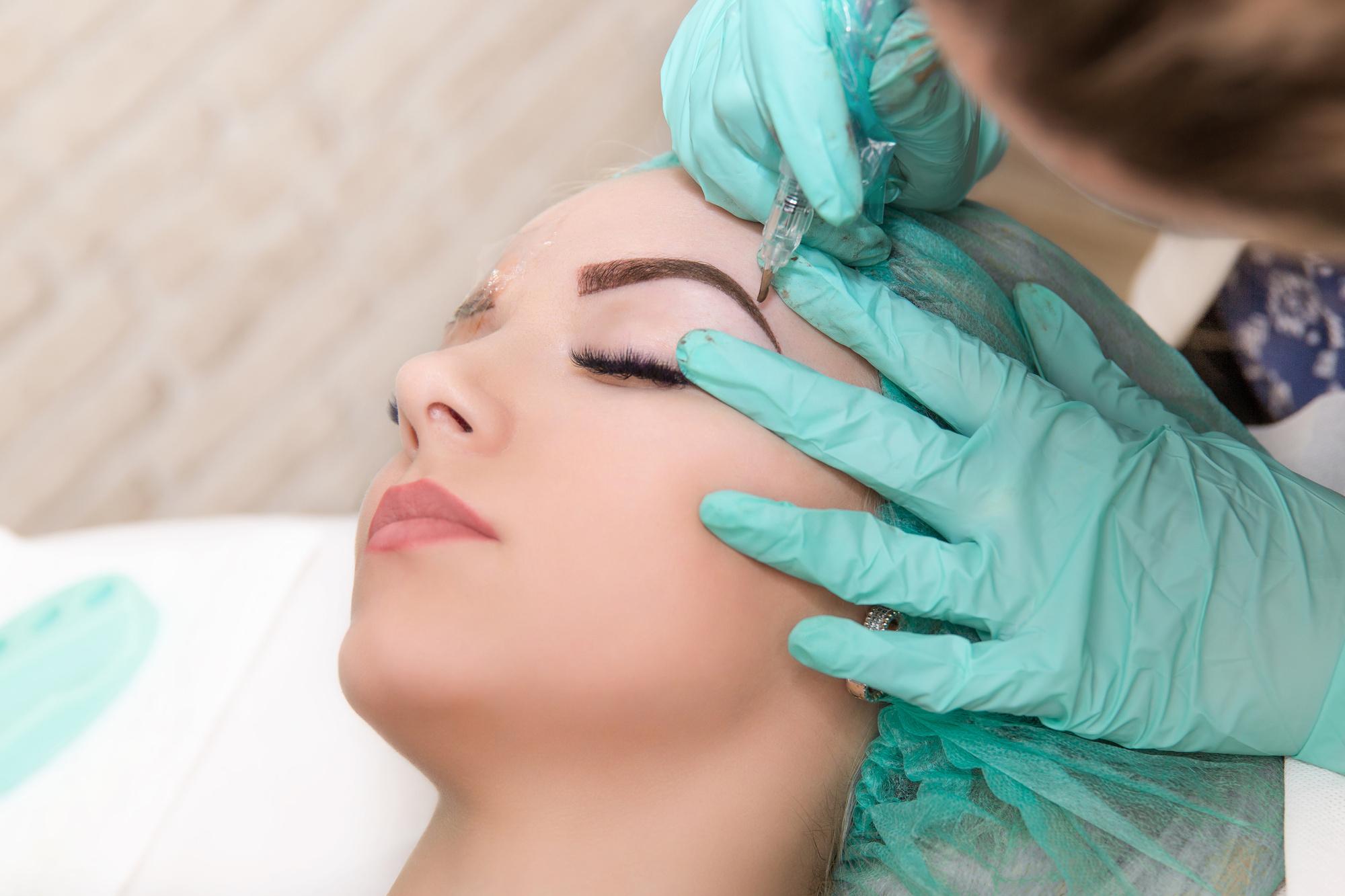 eyebrow techniques