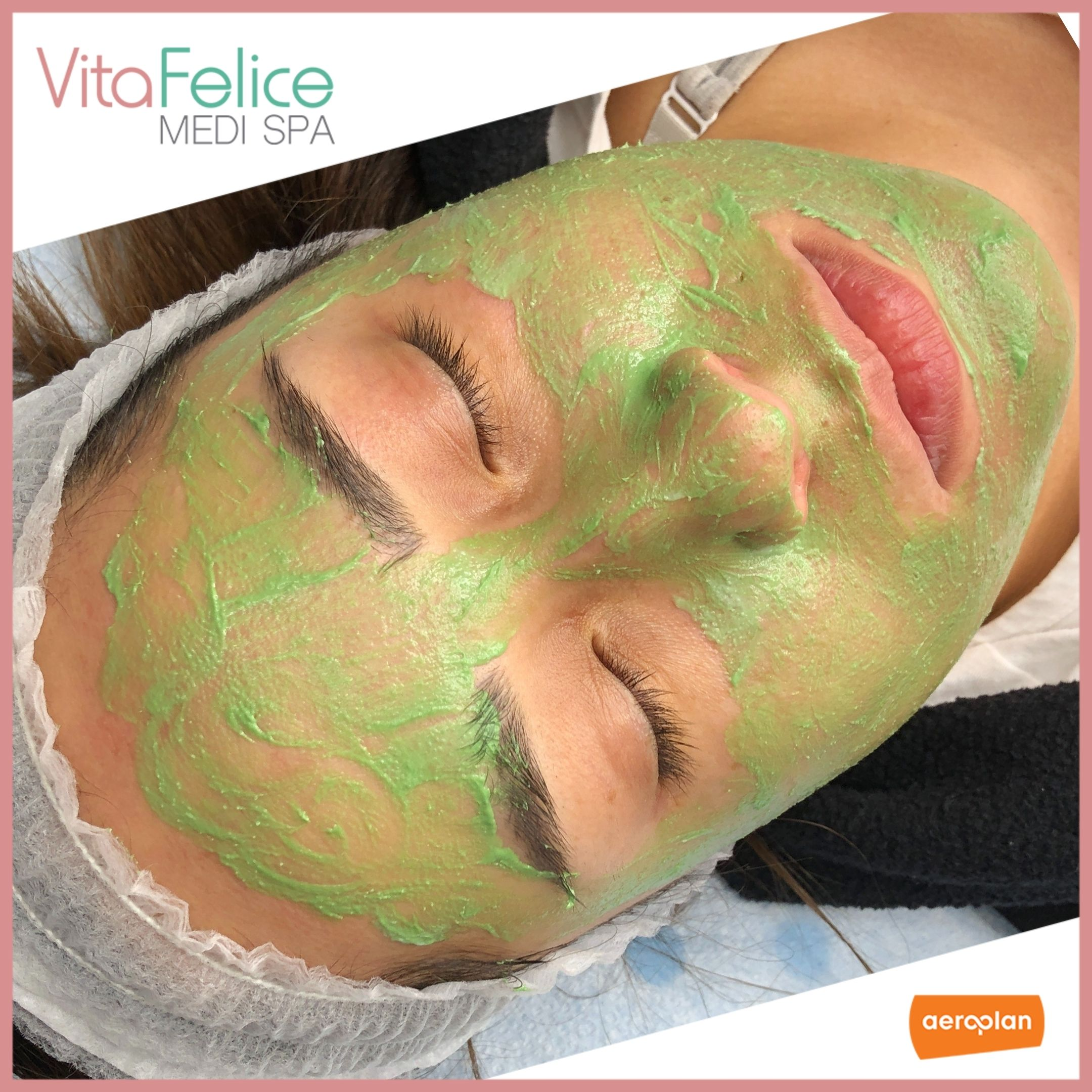 Enzyme Treatment at Vita Felice in New Westminster