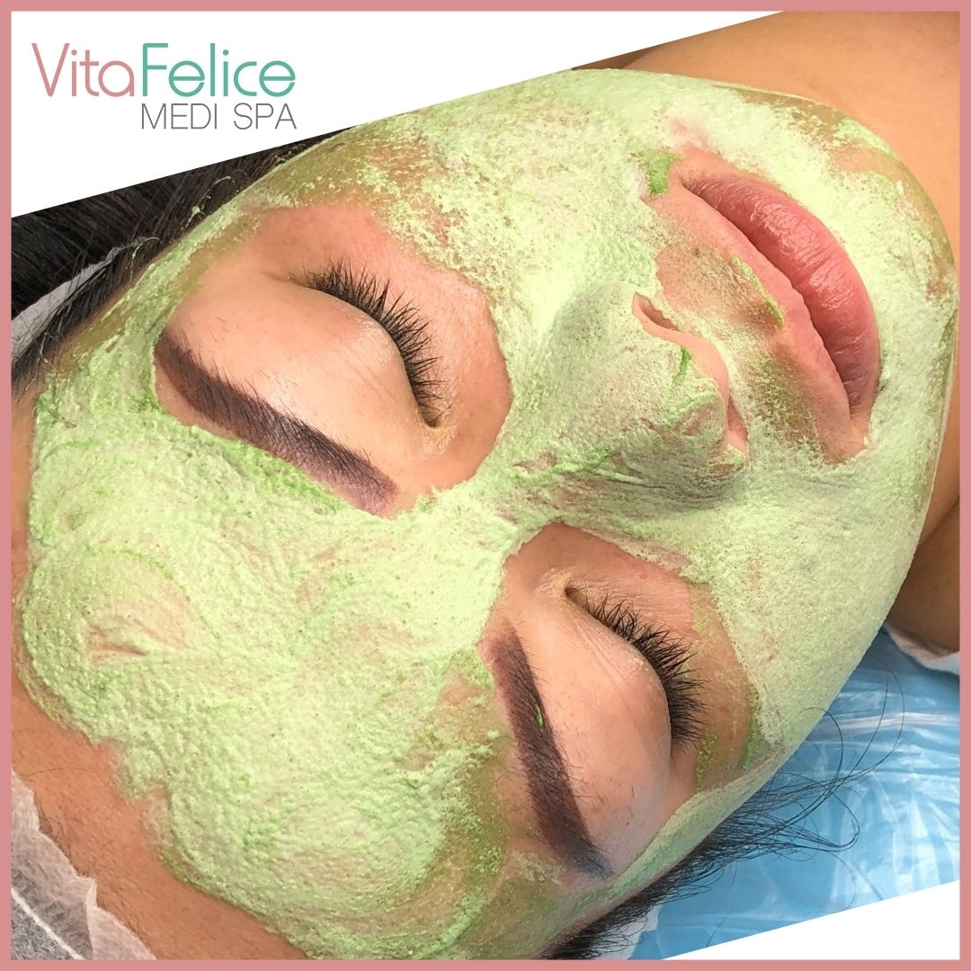 Deep Cleansing Facial Vancouver