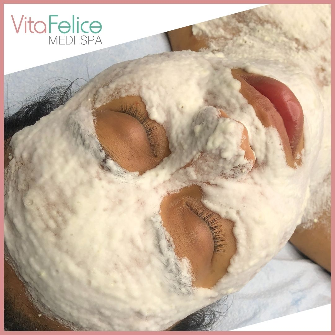 oxygenation facial New Westminster